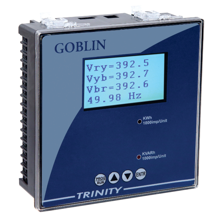 3f73ccecb8079d The digital power meter GOBLIN is a micro-controller based unit which not  only measures a host of electrical parameters to display them on a 128 x 64  ...