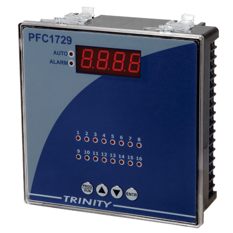 PFC1729 Power Factor Correction Relays | Relays | Controller
