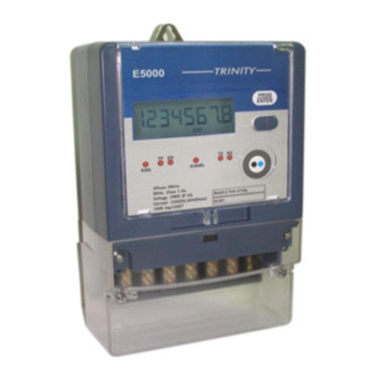 E5000 - Revenue Grade Dual Source Prepaid KWh Meter